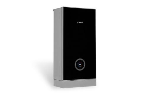 Scaldabagno a gas Bosch Therm 6000i S a camera stagna versione nera