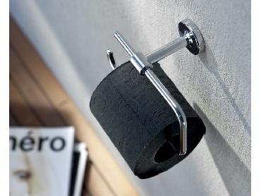 accessori bagno bertocci serie 500 cinquecento a roma porta rotolo