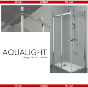 AQUALIGHT BOX DOCCIA A ROMA